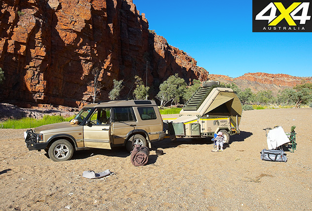 4wd camping